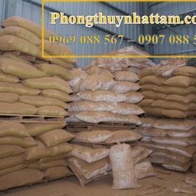 Nguyên liệu thô được xay nhuyễn để sản xuất Hương