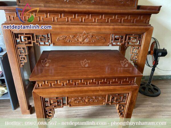 Ban Tho Dung Go Soi Ngang 153 3 Cap Chup Gan