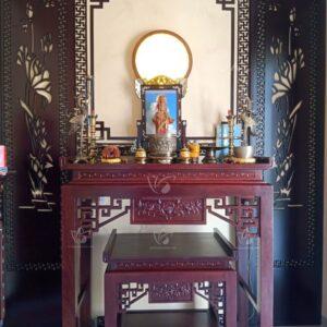 Ban Tho Dung Hien Dai Kết Hợp ốp Lưng