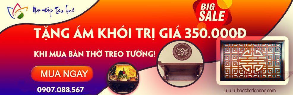 Khuyen Mai Ban Tho Treo Tuong