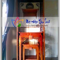Bàn thờ đứng có vách ngan BĐ1001