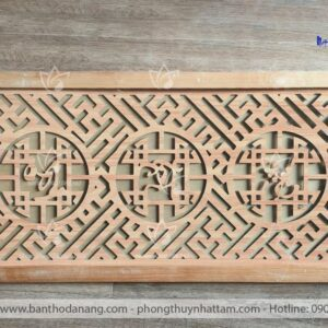 Tấm chống ám khói bàn thờ Phúc-Lộc-Thọ