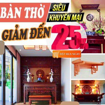 Khuyen Mai Ban Tho Tai Da Nang